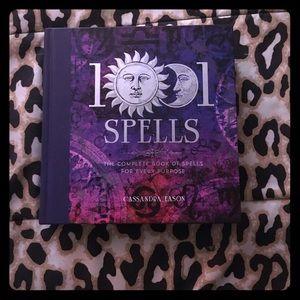 1001 Spells Book